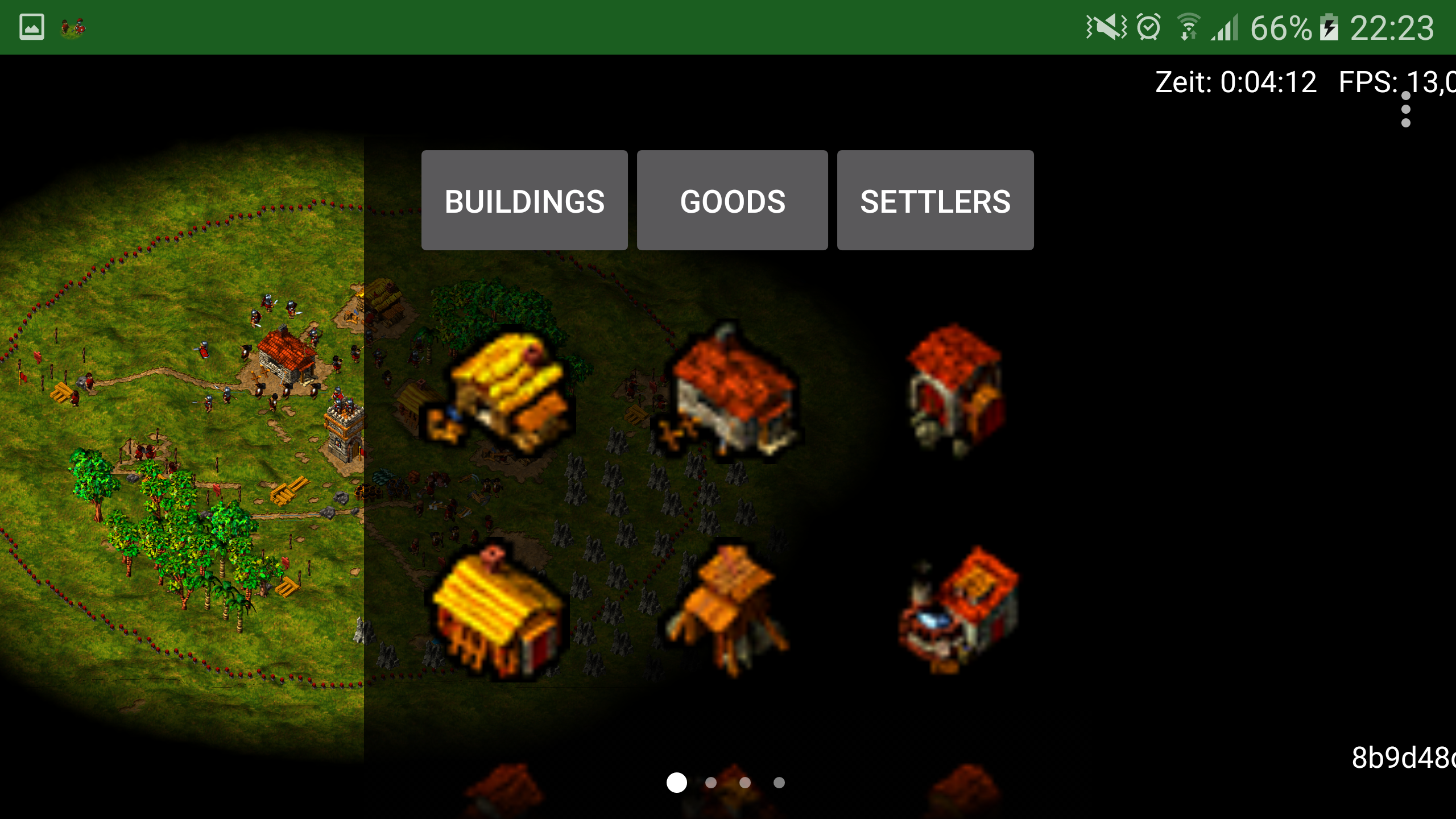 Settlers III clone for Android and more